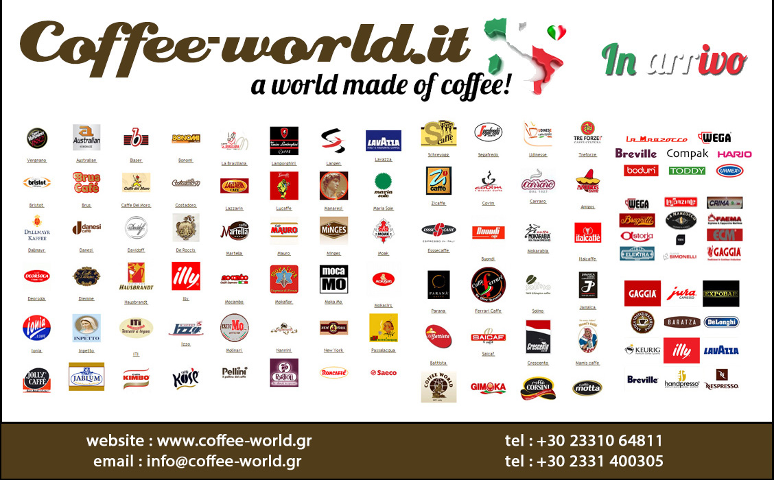 Coffee World Italy